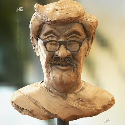 Surajit sen gouravbabu surajitsen quick sculpt 05062018 insta