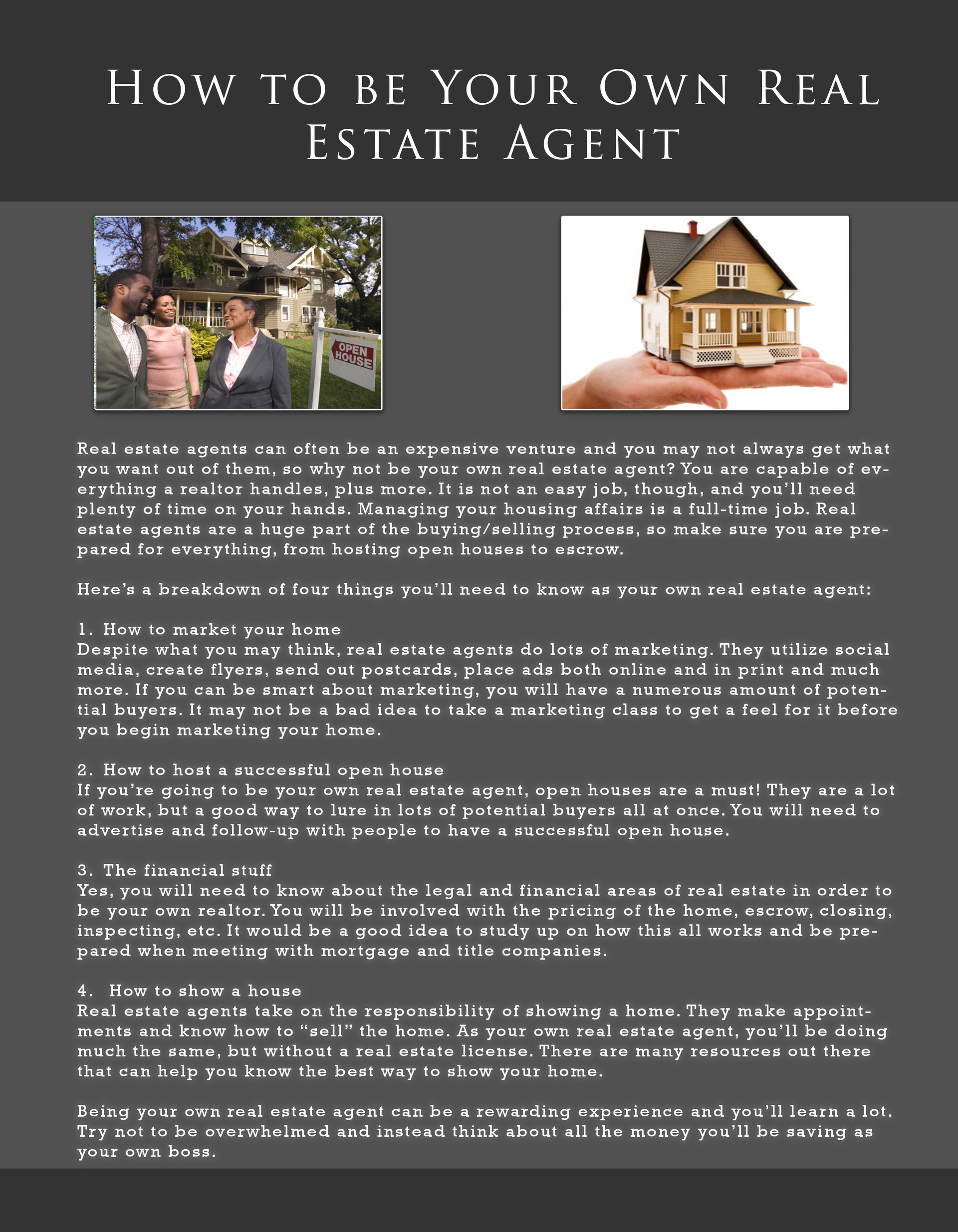 How to Do Your Own Real Estate Closing recommend