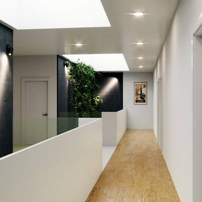 Bernardo iraci lightingcorridor 004