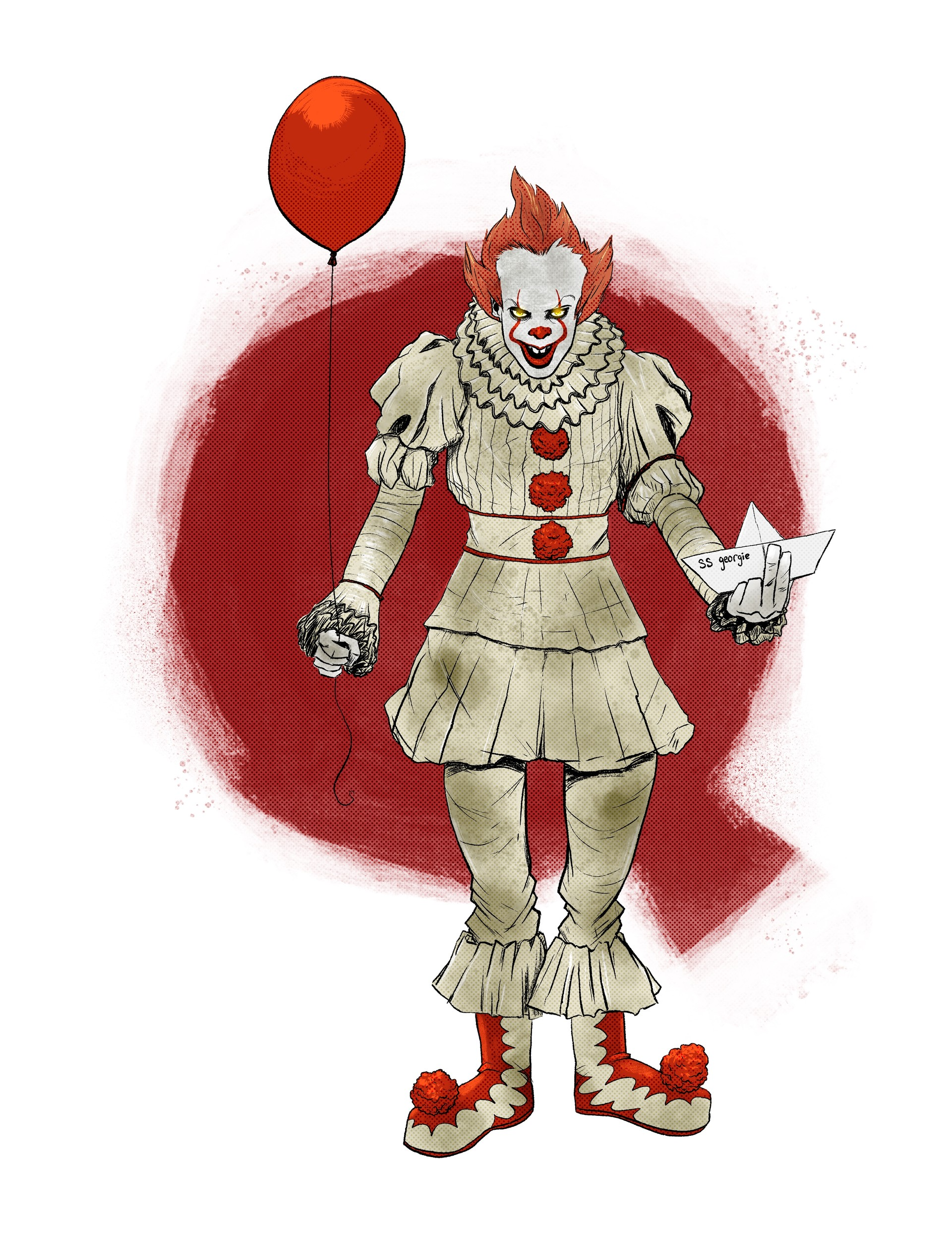 Randy haldeman pennywise final