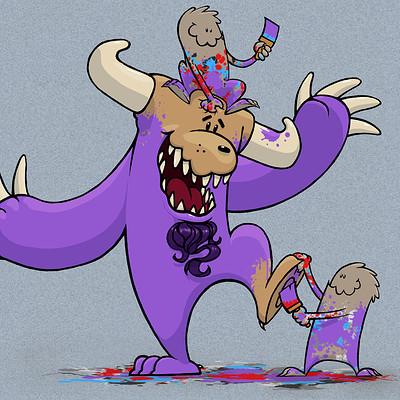 Neil billings illustration no 5