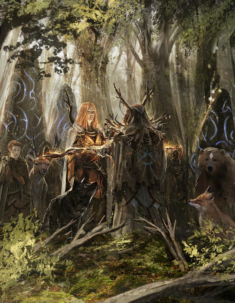 Benjamin giletti sc03 druides
