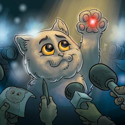 Josh kenfield laser cat 16x9