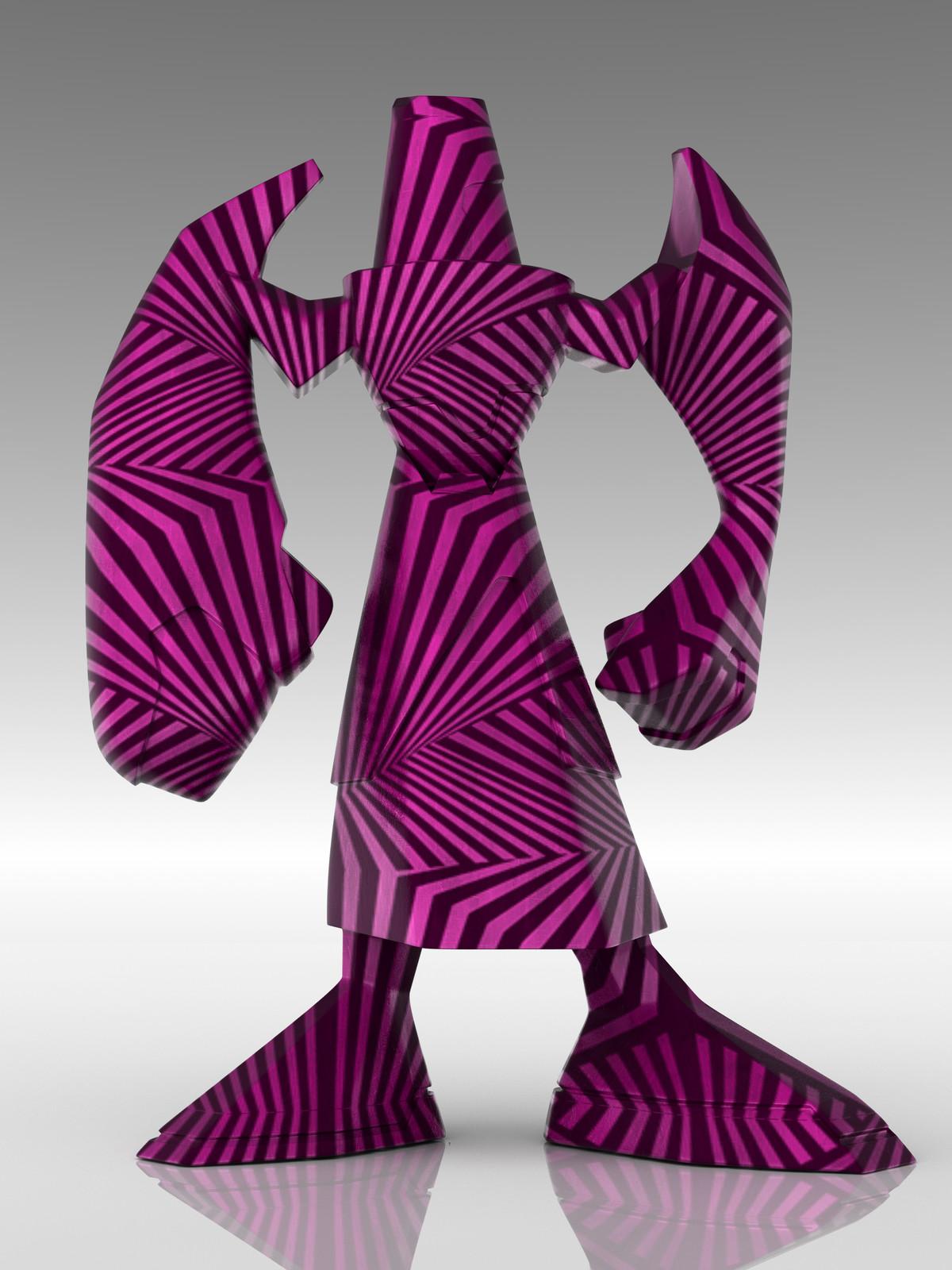 R・O・V・O -Dazzle Camouflage-