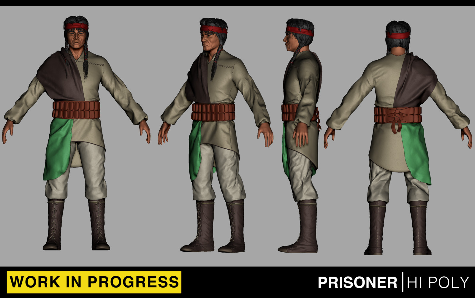 Starry Expanse Project - Prisoner WIP