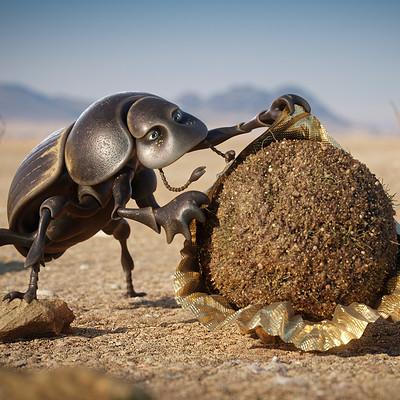 Patrick danneker dung beetle motiv 01 1920px