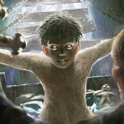 Benjamin giletti benjamin giletti exorcism 03