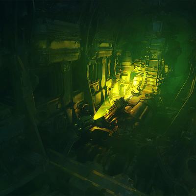 Ivan onokhin engine room a