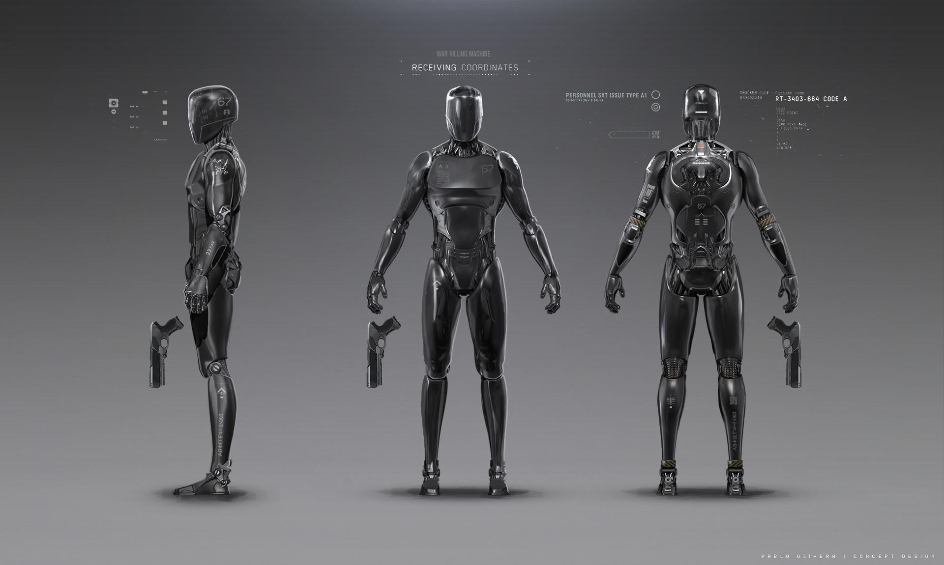 Pablo olivera pablo olivera pablo olivera concep art uncally robot v30 v4 presentacion3