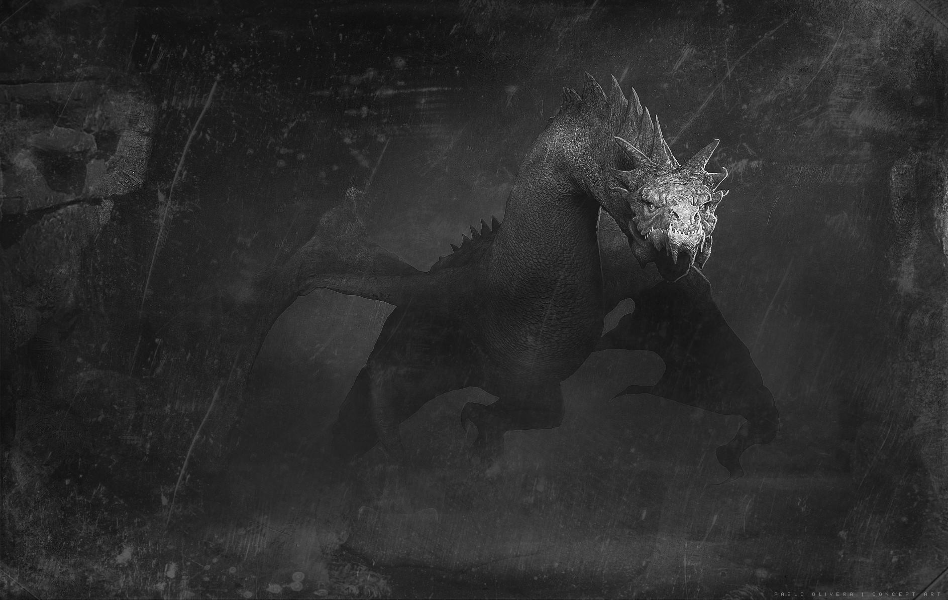 Pablo olivera dragon renders v4 byn2