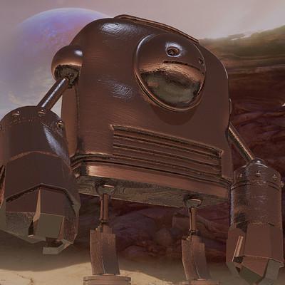 Gergina georgieva rustyrobot1