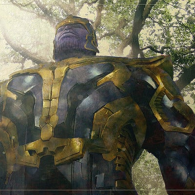 Sean hargreaves thanos forest