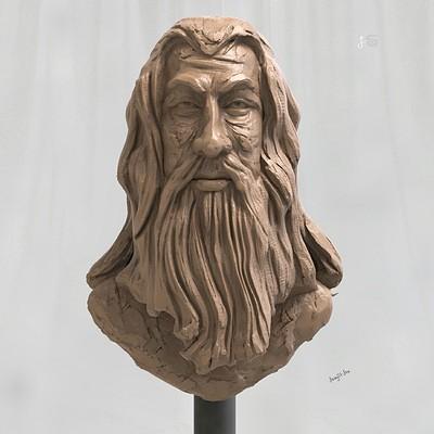 Surajit sen beard man rough sculpt surajit sen insta