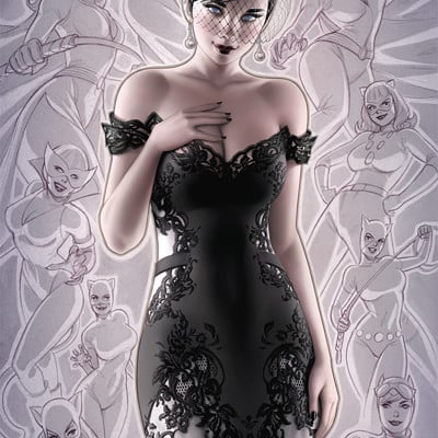 Warren louw batman 50 cover