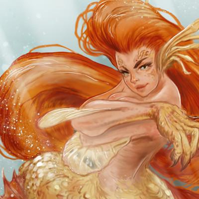 Travis miyagi mermaid