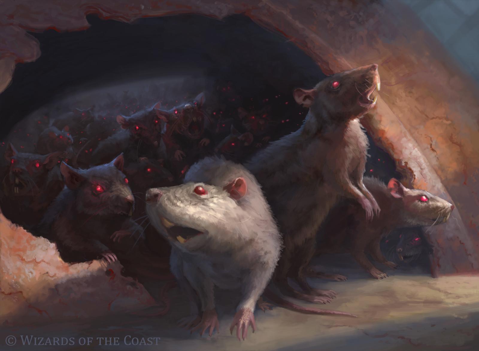 Resultado de imagen de Rat Colony
