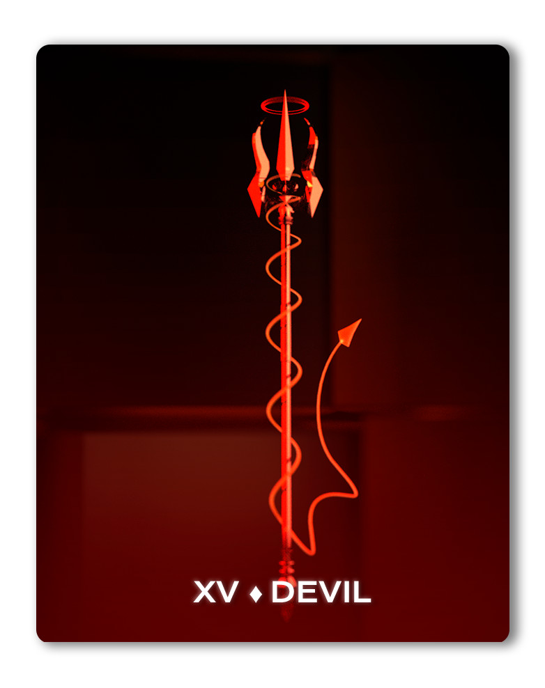 XV ♦ Devil