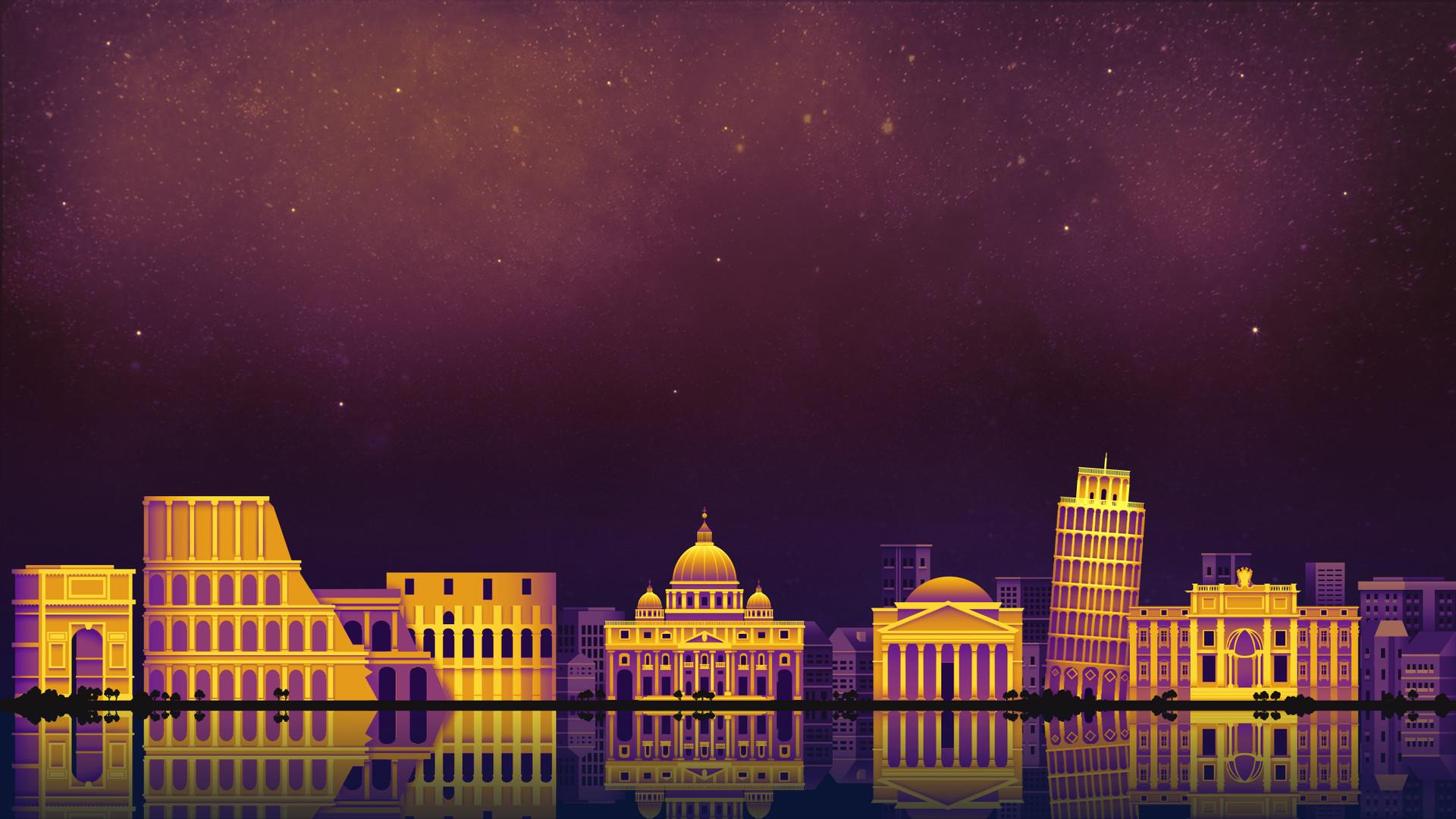 Caio perez rome city