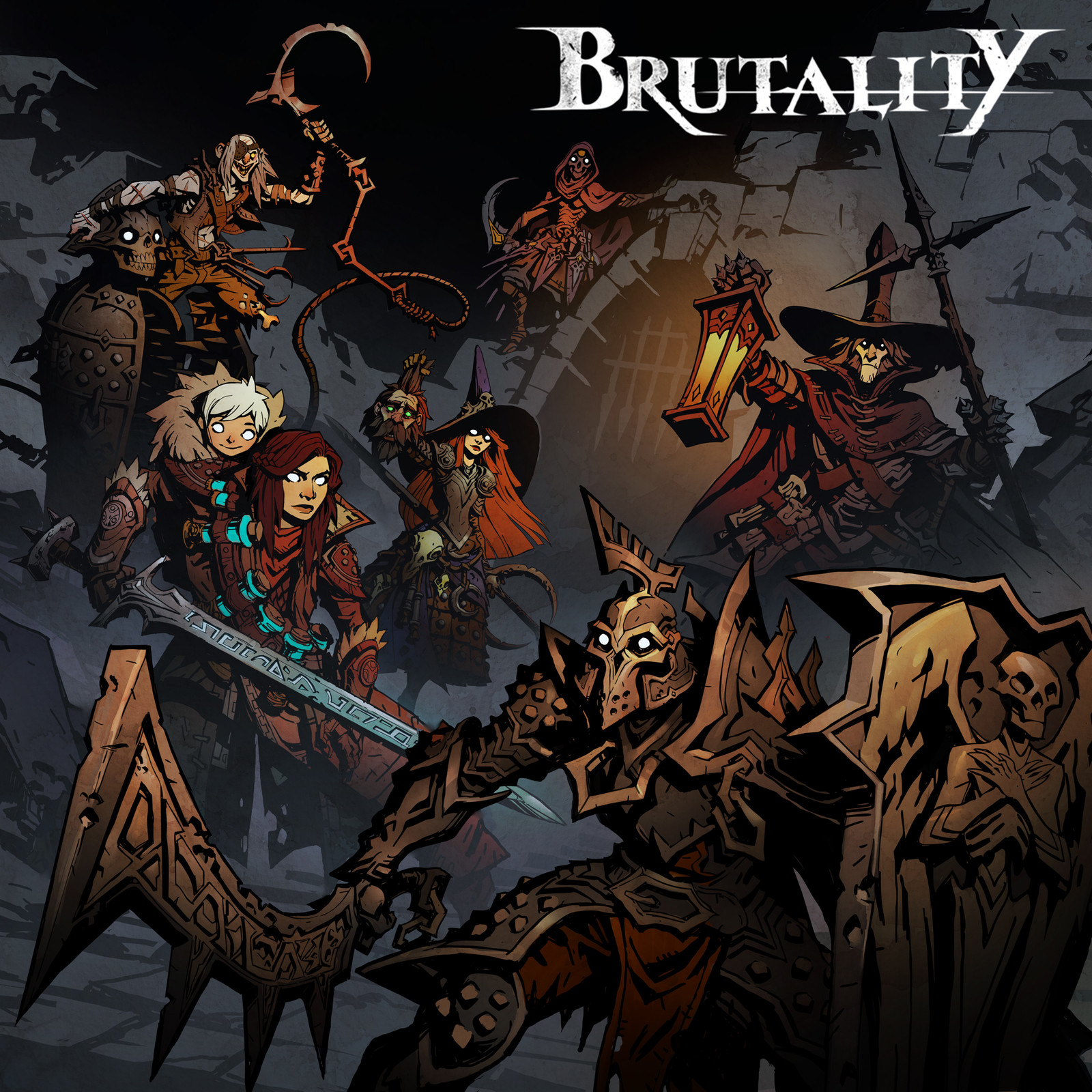 Brutality Box Cover