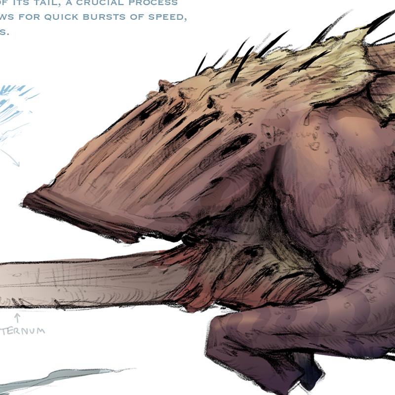 Sternum Creature