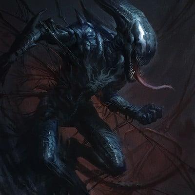 Raph lomotan venomorph