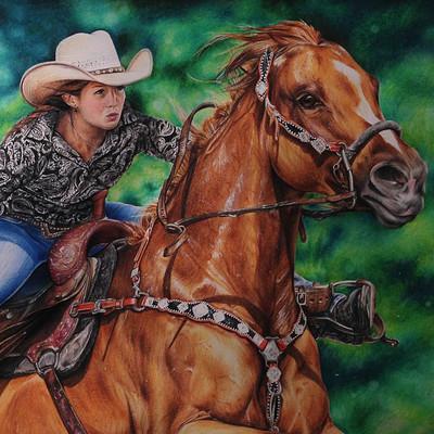 Alessia cimata cavallo