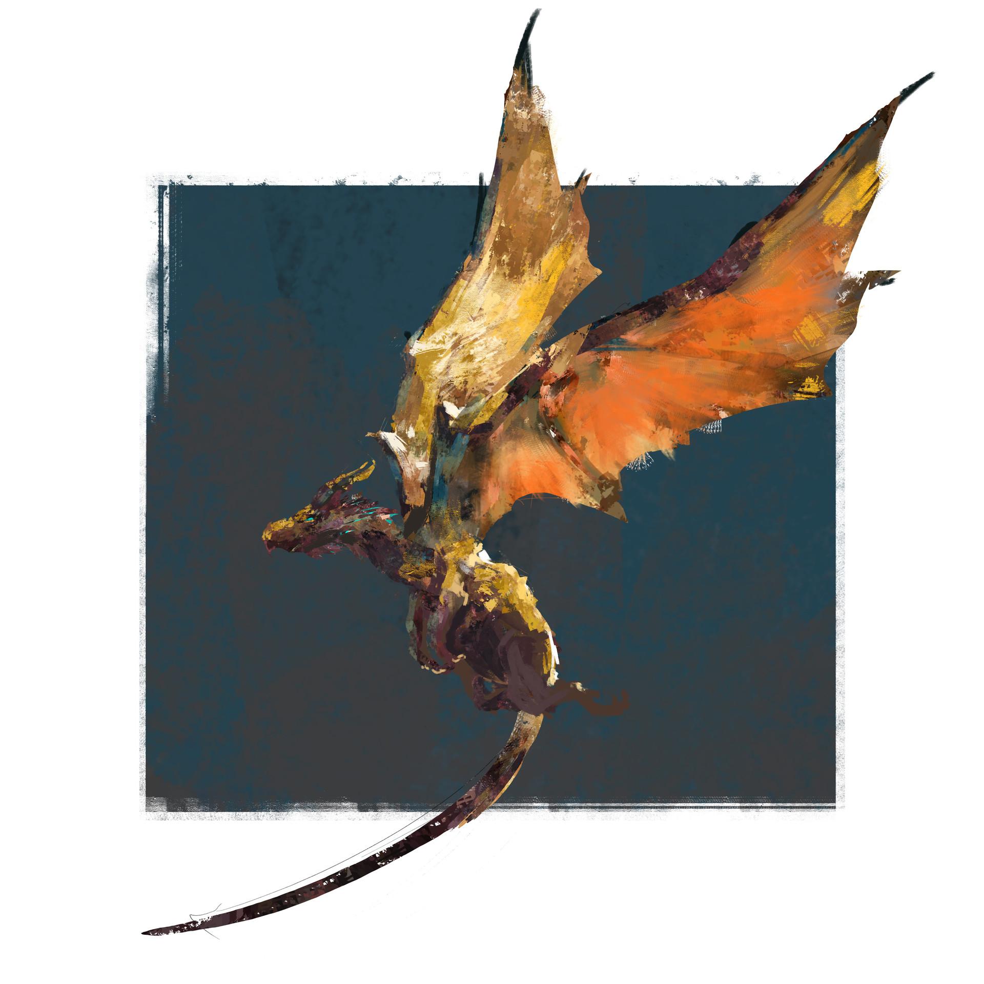Kobe sek dragon