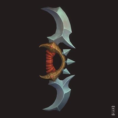 Filip nica double sword
