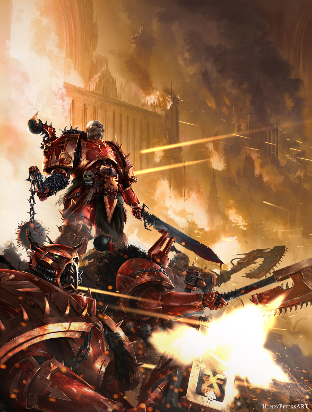 World Eaters Happyplace