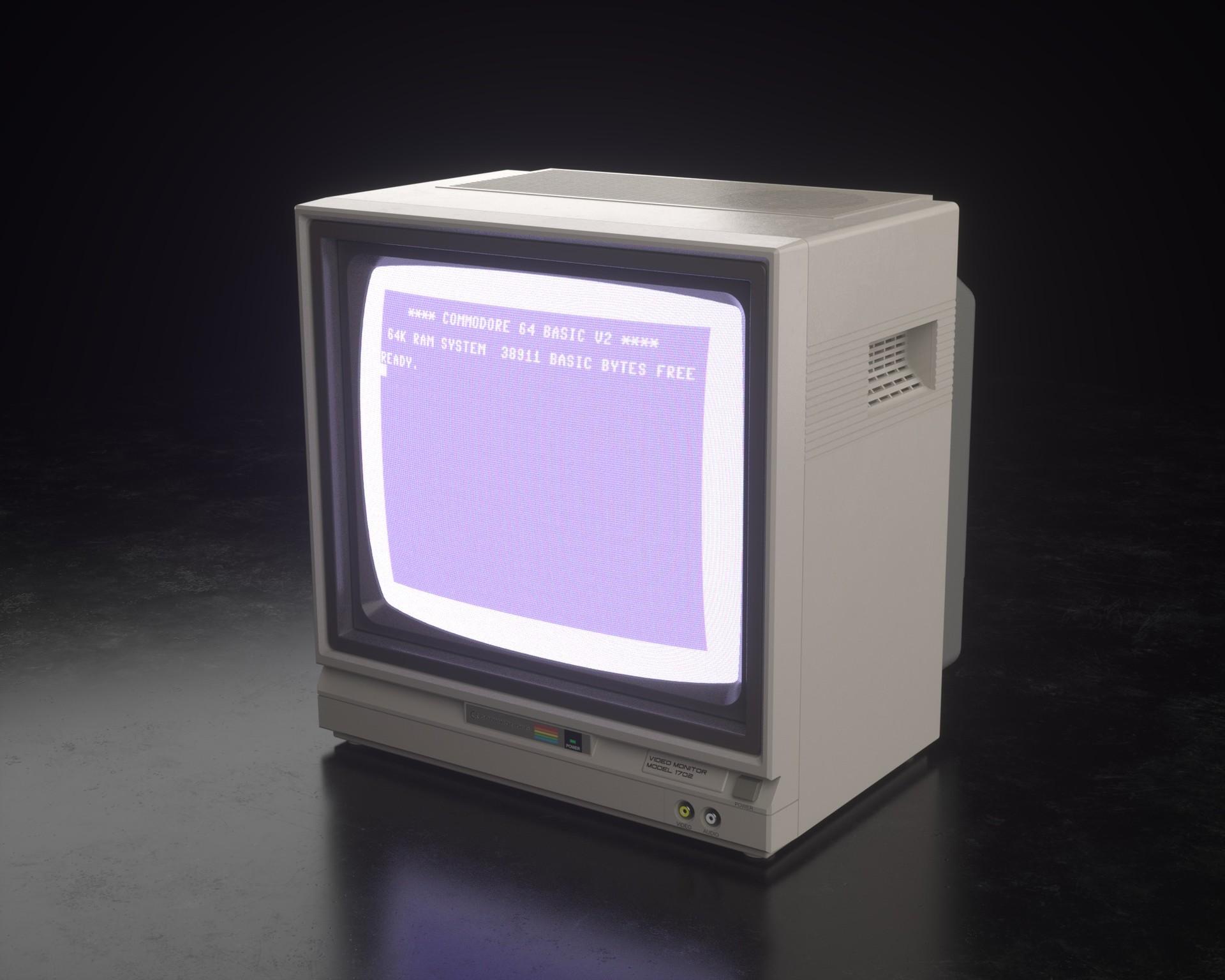 Cem tezcan c64 monitor 2 00000