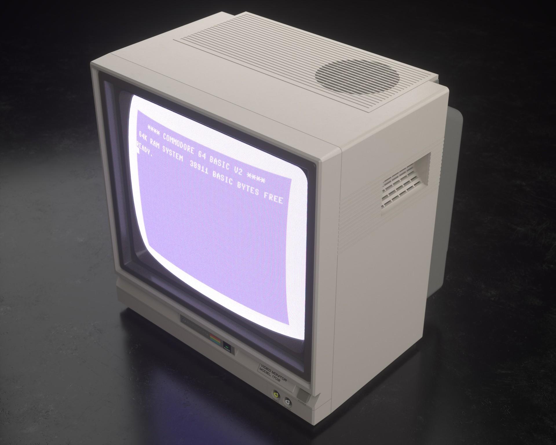 Cem tezcan c64 monitor 2 00004
