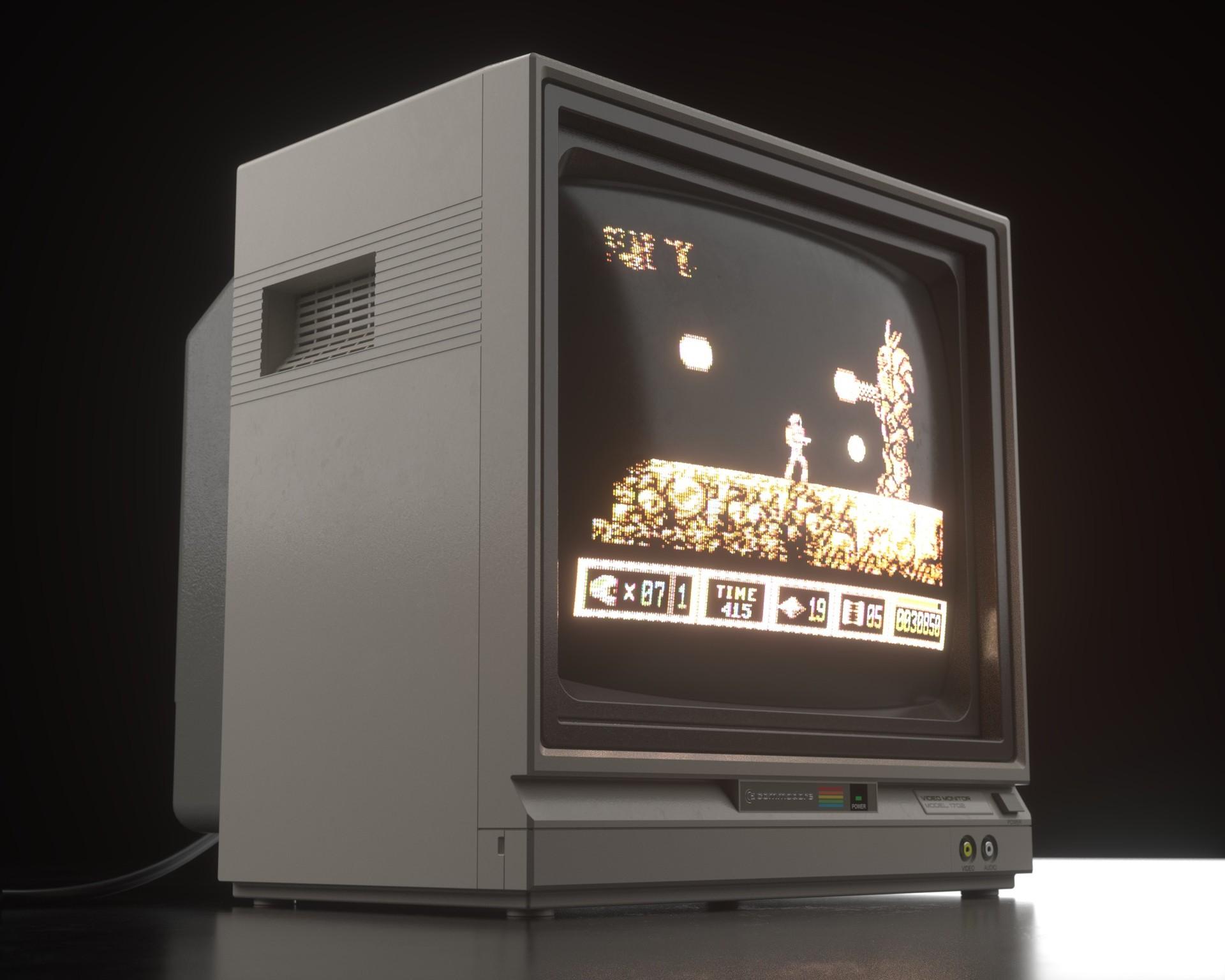 Cem tezcan c64 monitor 00005