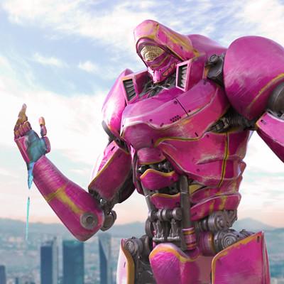 "Jaeger ""Gamma Rey"""