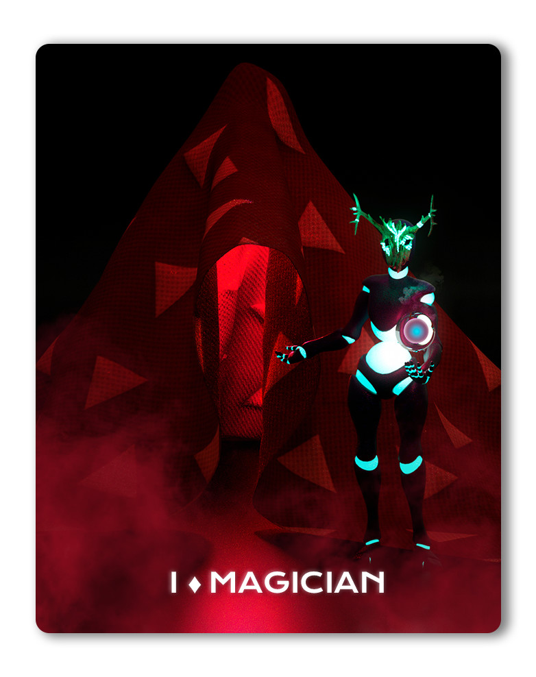 I ♦ Magician