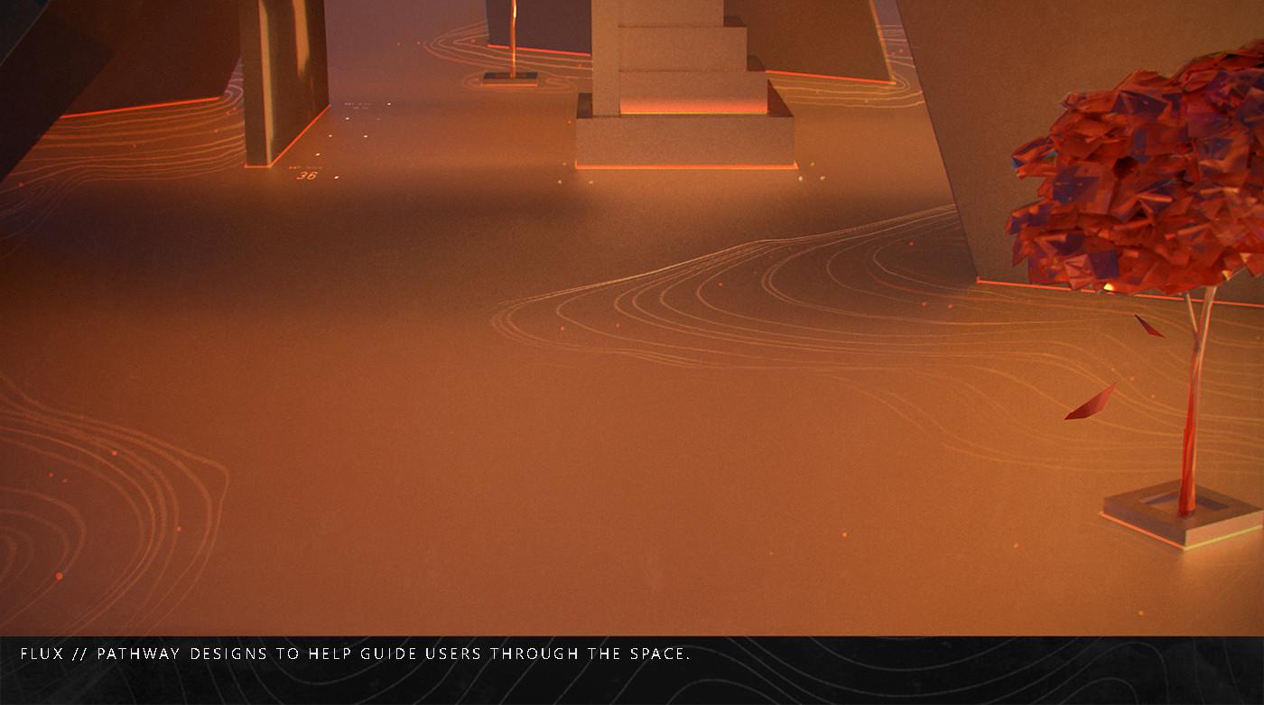Eric pfeiffer floor pathwaysgrahpics concept