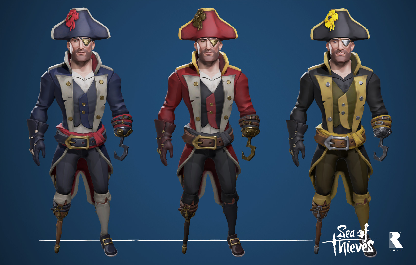db7a133c5f6 Anniversary Cosmetics are terrible | Sea of Thieves Forum