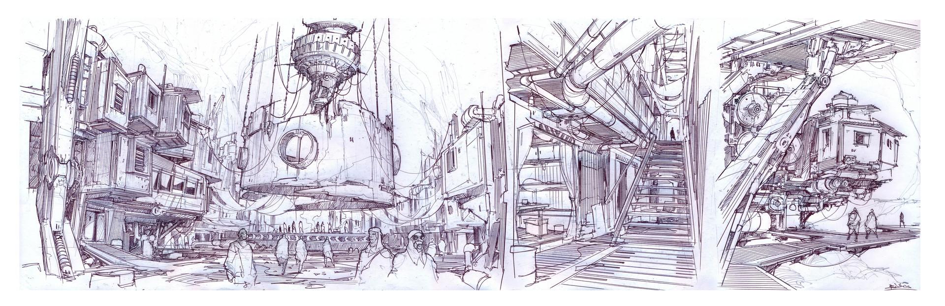 Alejandro burdisio bocetos tek6
