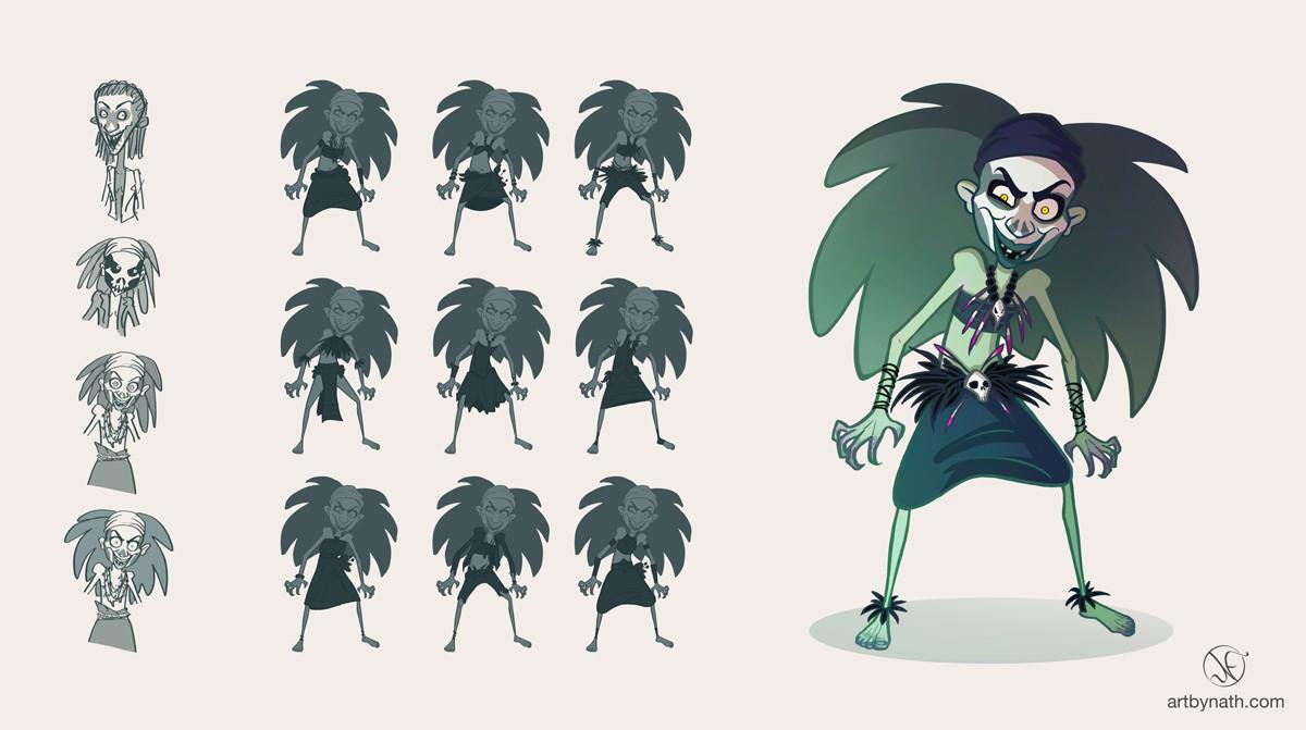 Nathascha friis nathascha friis voodoo woman