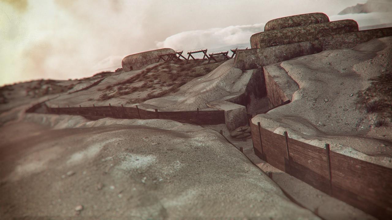 mely 3D - D-Day Landing Beach Diorama