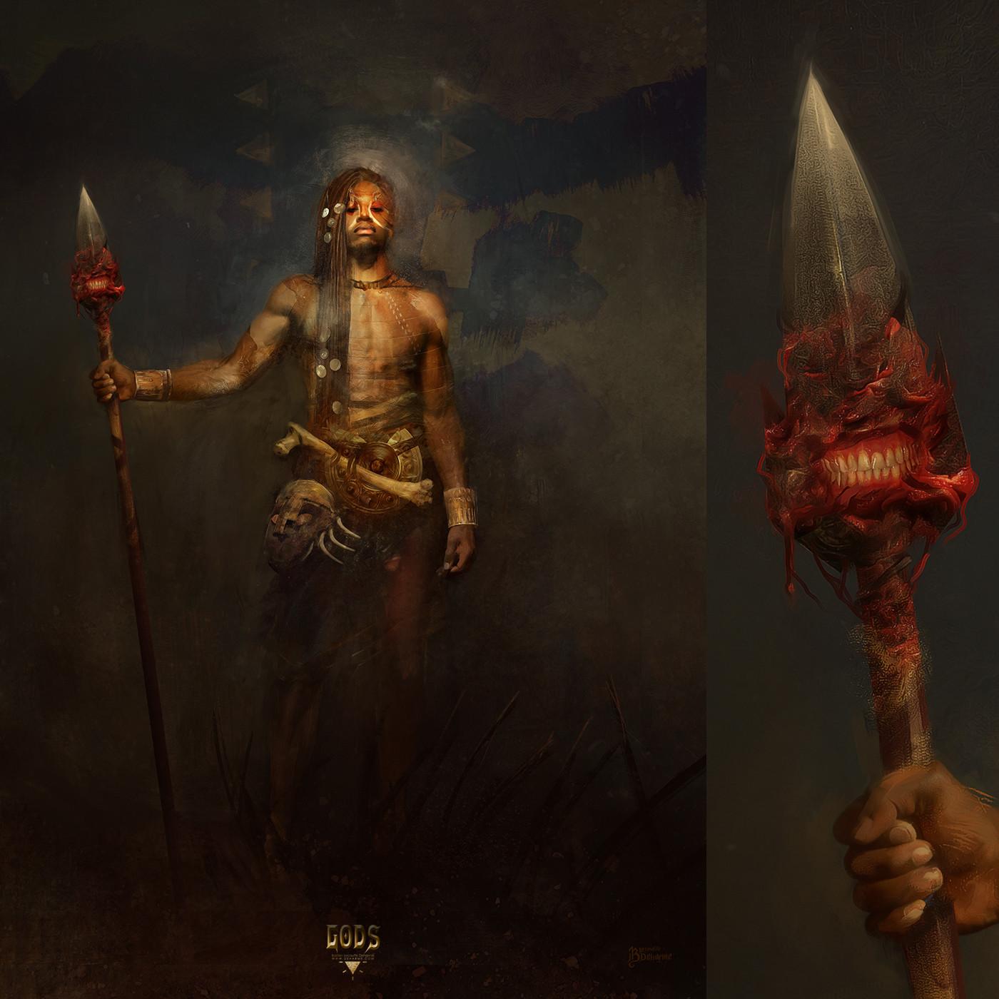 Bastien lecouffe deharme thuulean warrior insta