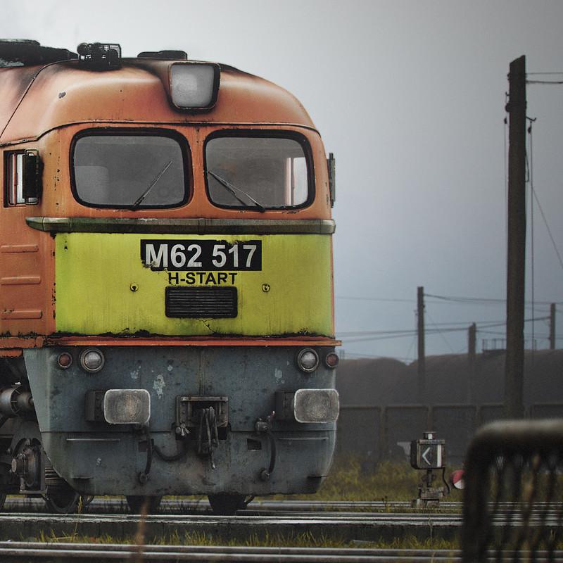 M62 Diesel Train