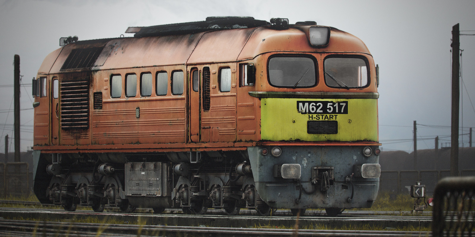 M62 Diesel Train