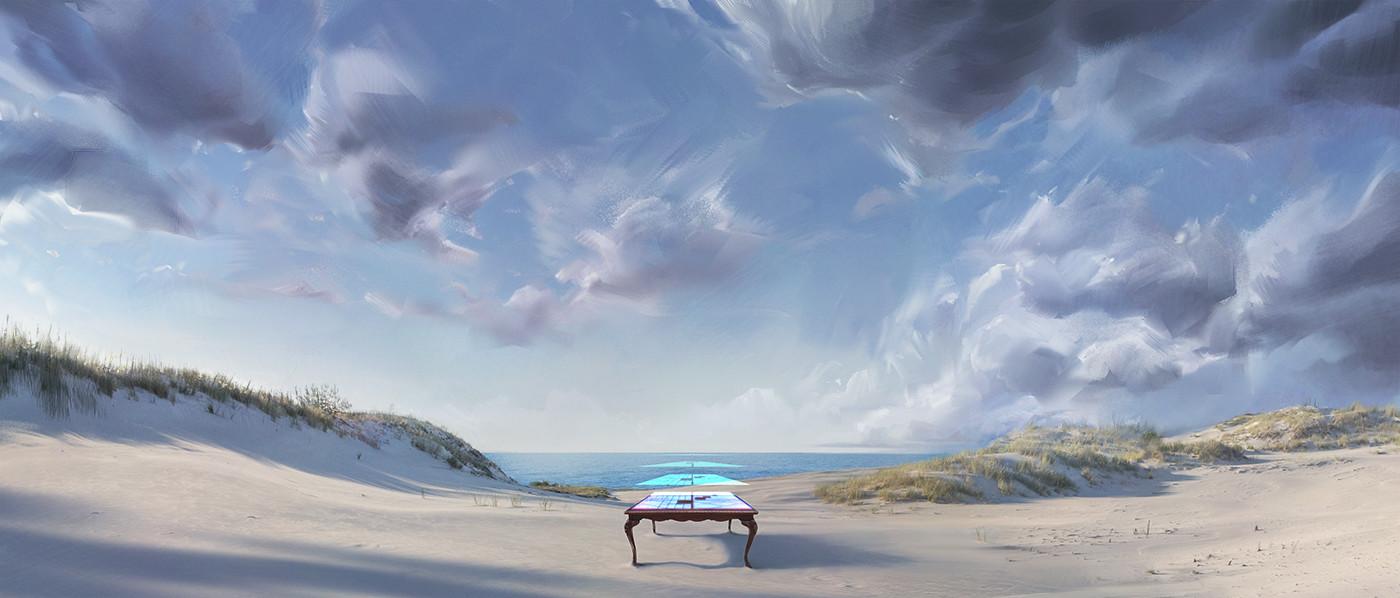 Eric pfeiffer collabspace coastal dunes