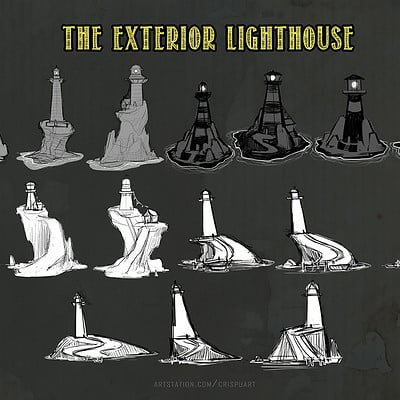 Koh zhi lin exterior lighthouse part 1