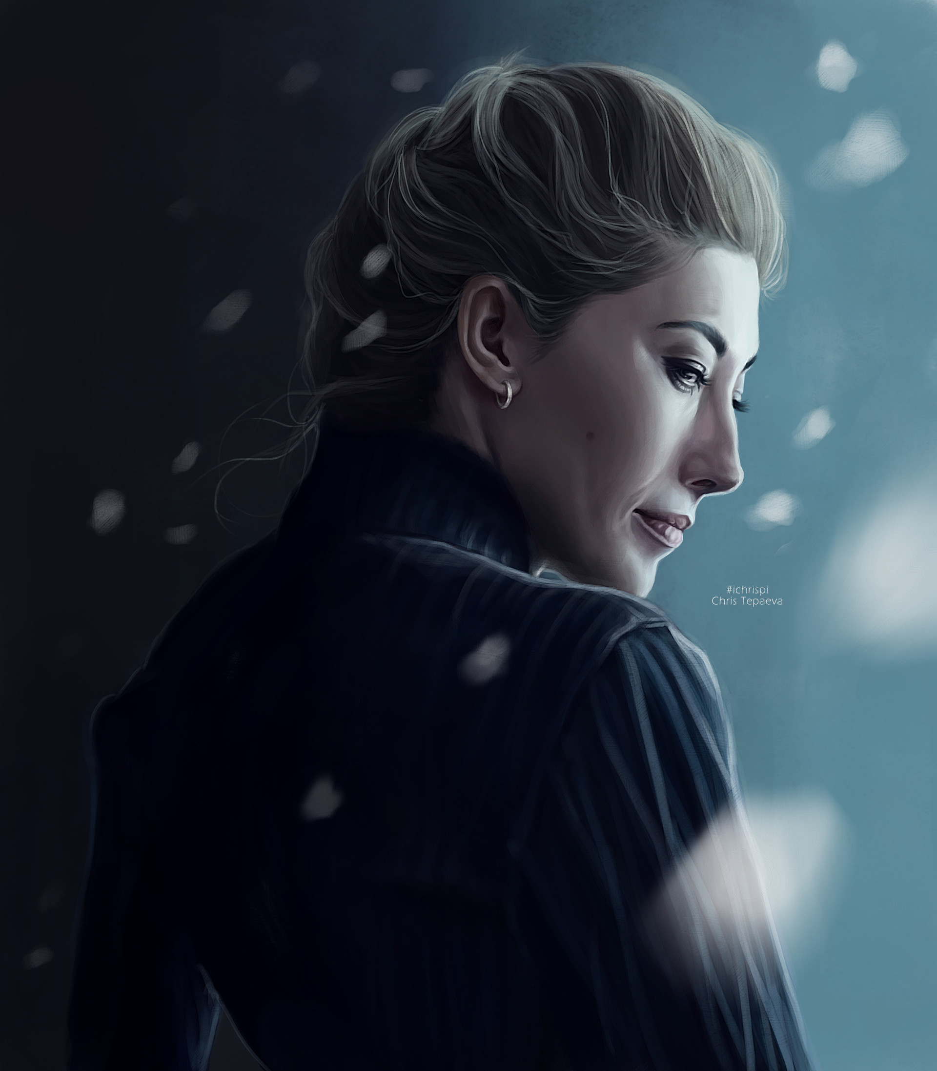 Discussion on this topic: Megan Ward, dichen-lachman/
