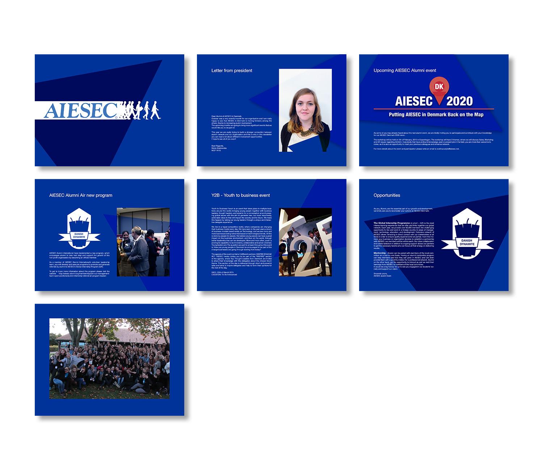 Alex grund alumni brochure alex grund
