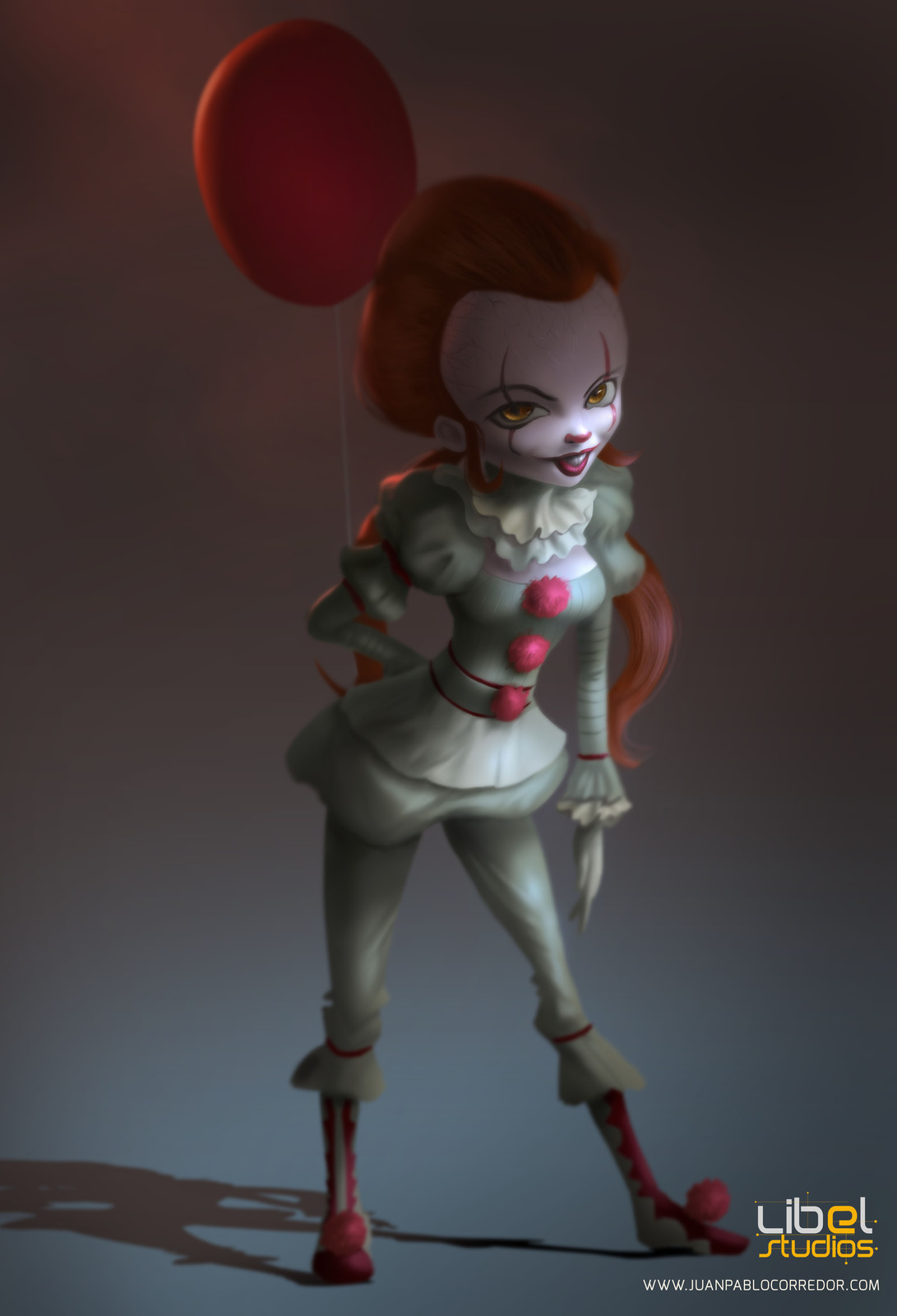 PENNYWISE - Light and color class