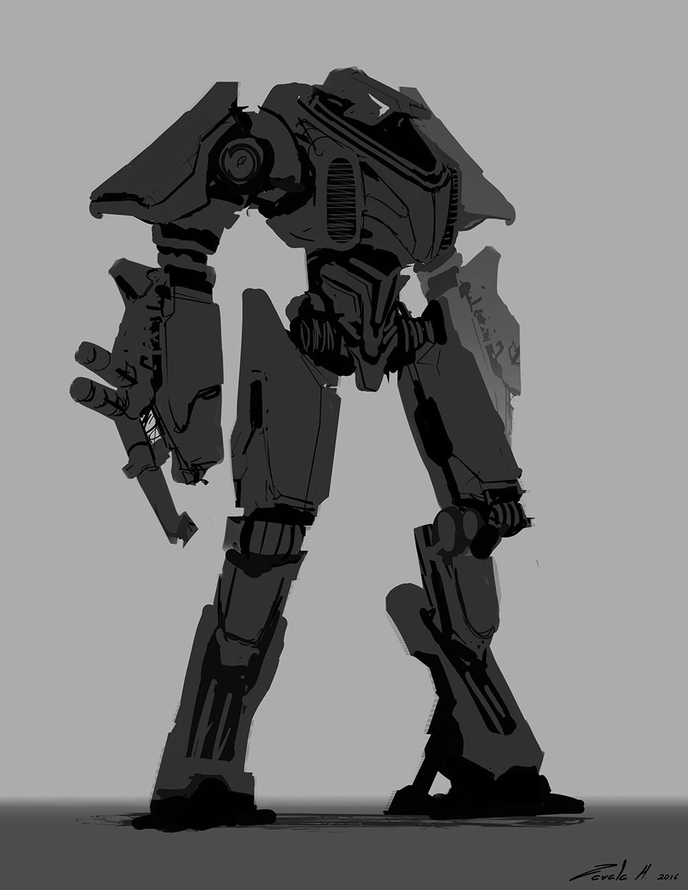 Flamethrower Jaeger