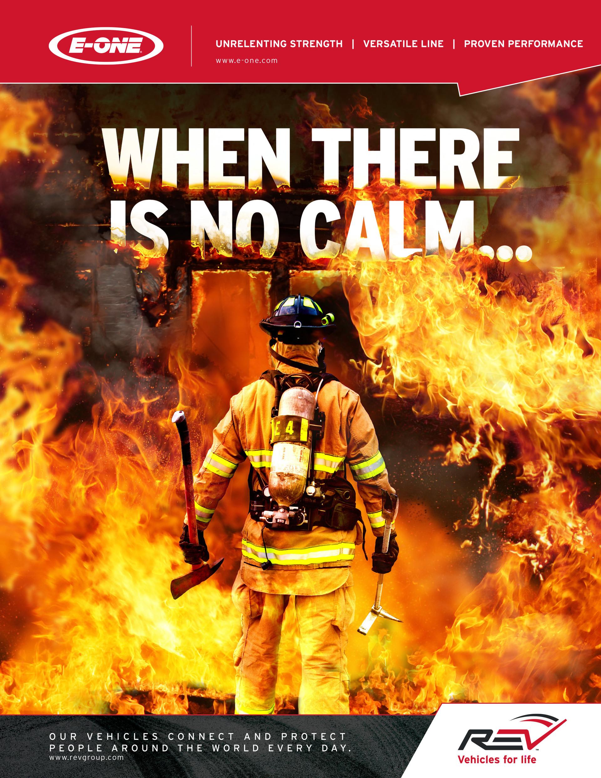 Matt olson rev firefighters