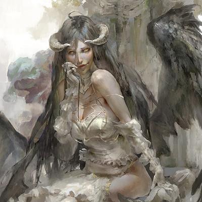 Christian angel albedo smol